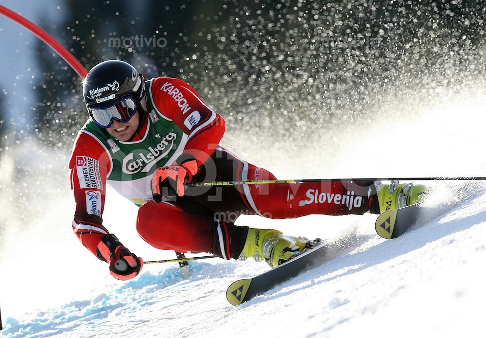 Ski Alpin; Saison 2006/2007  41. Weltcup Riesenslalom Herren Ales Gorza (SLO)