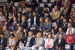 Spectators<br /> Longines FEI World Cup™ Jumping Final 2013/2014<br /> Lyon 2014<br /> © Dirk Caremans
