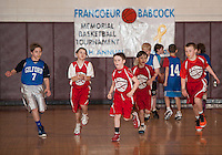 Francoeur Babcock Memorial Basketball Tournament finals on Sunday, March 10, 2013.  Karen Bobotas/for the Laconia Daily Sun
