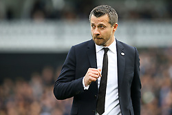 Fulham manager Slavisa Jokanovic - Mandatory by-line: Jason Brown/JMP - 19/02/2017 - FOOTBALL - Craven Cottage - Fulham, England - Fulham v Tottenham Hotspur - Emirates FA Cup fifth round