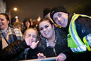 NO FEE PICTURES<br /> 30/12/16 The NYF Countdown Concert at St Stephen's Green, Dublin. Now in its third year, NYF Dublin, the three-day citywide festival, is bigger and better than ever with an amazing programme spanning three days from the 30th December 2016 to the 1st January 2017. Visit www.NYFDublin.com for more festival information. The NYF Dublin Festival is an initiative by Fáilte Ireland in partnership with Dublin City Council and produced and promoted by Holohan Leisure and MCD Productions. Picture:Arthur Carron