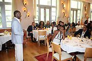 24 June 2010- Miami Beach, Florida-l to r: Jeff Friday at the The 2010 American Black Film Festival Founder's Brunch held at Emeril's on June 24, 2010. Photo Credit: Terrence Jennings/Sipa