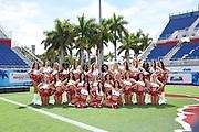 2018-19 FAU Cheer & Dance Team Photos