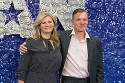 May 20, 2019 - London, England, United Kingdom - Susannah Constantine (L) arrives for the UK film premiere of 'Rocketman' at Odeon Luxe, Leicester Square on 20 May, 2019 in London, England. (Credit Image: © Wiktor Szymanowicz/NurPhoto via ZUMA Press)