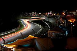MOTORSPORT: 38. Internationales 24 Stunden-Rennen am Nuerburgring, 15.05.2010<br /> Nachtaufnahme, Illustration, verwischt<br /> © pixathlon