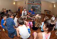 "Gilford Library Summer Reading Program ""Dream Big"" Monday, June 25, 2012."