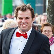 NLD/Amsterdam/20150530 - Amsterdamdiner 2015, Patrick Mikkelsen van de Amerikaans-Nederlandse Kamer van Koophandel