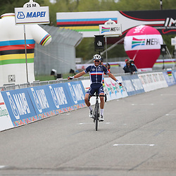 27-09-2020: wielrennen: WK weg mannen: Imola<br />