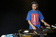 DJ Scio at The Black Star Concert presented by BlackSmith and Live N Direct held at The Nokia Theater in New York City on May 30, 2009