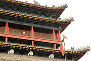 China, Xian Shaanxi, Bell Tower pagoda