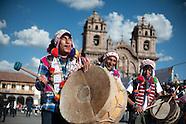 June festivals in Cuzco / PERU