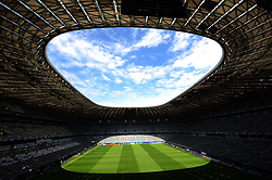 File photo dated 18-05-2012 of A General view of the Allianz Arena, Munich. Issue date: Tuesday June 1, 2021.