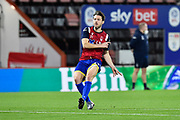 Harry Arter (31) of Nottingham Forset warming up ahead of the EFL Sky Bet Championship match between Bournemouth and Nottingham Forest at the Vitality Stadium, Bournemouth, England on 24 November 2020.