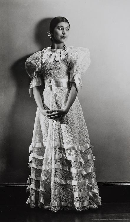 Margot Fonteyn, ballet dancer, Saddlers Wells Ballet, England, UK, 1935