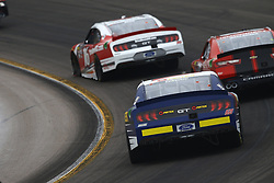 March 10, 2018 - Avondale, Arizona, United States of America - March 10, 2018 - Avondale, Arizona, USA: Austin Cindric (60) brings his car through the turns during the DC Solar 200 at ISM Raceway in Avondale, Arizona. (Credit Image: © Chris Owens Asp Inc/ASP via ZUMA Wire)