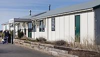 TEXEL - De Cocksdorp - Clubhuis Golfbaan De Texelse. COPYRIGHT KOEN SUYK