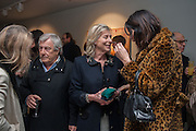 TERRY O'NEILL; LARRAINE ASHTON; ANNABEL BROOKS, BILL WYMAN - REWORKED' , Photographs by Bill Wyman and reworks by Gerald Scarfe, Pam Glew, Dale Marshall, Penny and James Mylne, Rook & Raven Gallery: 7-8 Rathbone Place, London. 26 February 2013