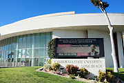 The Richard and Karen Carpenter Performing Arts Center at California State University Long Beach