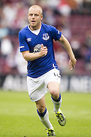 Everton's Steven Naismith during the pre-season friendly at Tynecastle Stadium, Edinburgh.