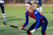 BILTHOVEN -  Hoofdklasse competitiewedstrijd dames, SCHC v hdm, seizoen 2020-2021.<br /> Foto: Yibbi Jansen (SCHC)