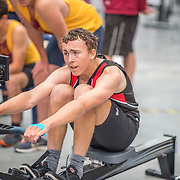 Campbell Read MALE HEAVYWEIGHT U17 1K Race #13  12:15pm<br /> <br /> www.rowingcelebration.com Competing on Concept 2 ergometers at the 2018 NZ Indoor Rowing Championships. Avanti Drome, Cambridge,  Saturday 24 November 2018 © Copyright photo Steve McArthur / @RowingCelebration