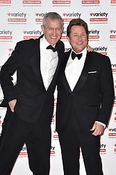 Jeremy Vine und Michael Ball bei den Variety Showbiz Awards in London / 181016<br /> <br /> *** Variety Showbiz Awards at the Hilton Park Lane Hotel in London, UK, October 18 , 2016 ***