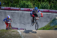 2021 UCI BMXSX World Cup<br /> Round 2 at Verona (Italy)<br /> Qualification<br /> ^we#3 ETIENNE, Axelle (FRA, WE) DN1 Lempdes BMX Auvergne, Thrill, Lead, Tangent, Answer, Maxxis
