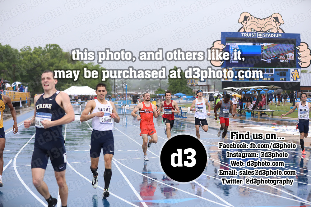 2021 NCAA Division III Outdoor Track and Field Championships 2021 NCAA OTF - Event 18 - Men 400 Hurdles - Finals