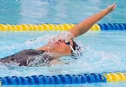 Anja Carman during 10th International Swimming Competition Veronika 2011, on July 16, 2011, in Pod skalco pool, Kamnik, Slovenia. (Photo by Vid Ponikvar / Sportida)