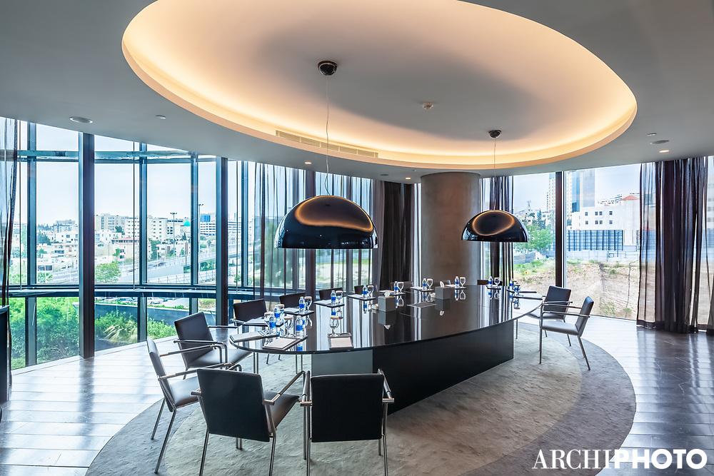 AS. Architecture-Studio • Rotana Hotel, Amman, Jordan • Meeting Room