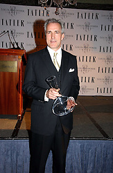 JEREMY KING at the Tatler Restaurant Awards held at The Dorchester, Park Lane, London on 22nd January 2007.<br />
