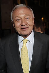 © Licensed to London News Pictures. 04/04/2017. London, UK. Former Mayor of London Ken Livingstone leaves Church House after hearing the result of a Labour Party disciplinary hearing. Mr Livingstone has been accused of anti-Semitism after comments he made in April 2016 claiming that Hitler supported Zionism in the 1930's. Photo credit: Peter Macdiarmid/LNP