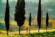In Pursuit of Prosciutto, Grappa & the Good Life, Trekking in Toscane, Italy