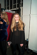 CHLOE HAYWARD; , Browns Club Monaco launch. hosted by Lou Doillon, at the Schools of the Royal Academy of Art. Piccadilly, London. 19 February 2010.  .-DO NOT ARCHIVE-© Copyright Photograph by Dafydd Jones. 248 Clapham Rd. London SW9 0PZ. Tel 0207 820 0771. www.dafjones.com.