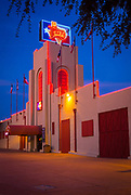 Billy Bob's honky tonk in the Fort Worth Stockyards in Texas