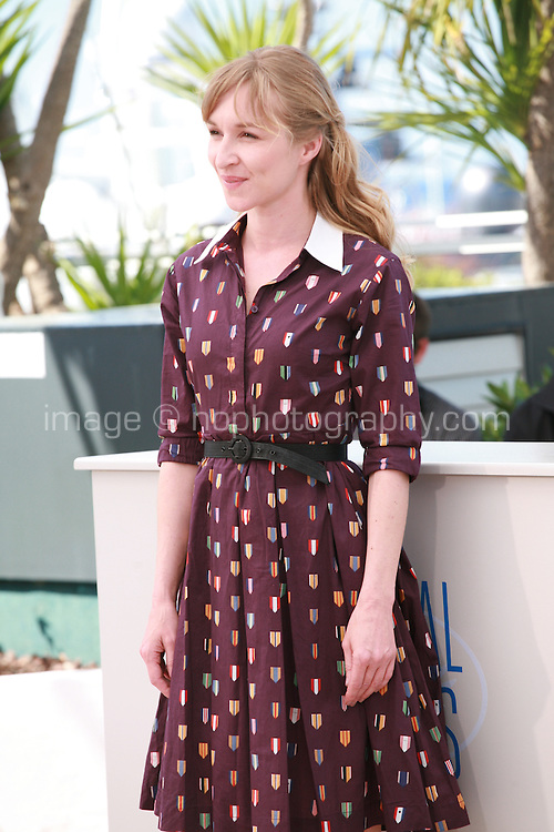 Sonja Richter at the photo call for the film The Homesman at the 67th Cannes Film Festival, Sunday 18th May 2014, Cannes, France.