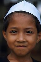 Malaisie, Kuantan, écolier // Malaysia, Kuantan, School boy