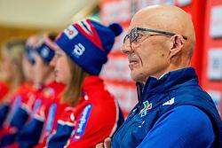 February 22, 2019 - Seefeld In Tirol, AUSTRIA - 190222 Ole Morten Iversen, coach of Norway, at a press event during the FIS Nordic World Ski Championships on February 22, 2019 in Seefeld in Tirol..Photo: Vegard Wivestad GrÂ¿tt / BILDBYRN / kod VG / 170287 (Credit Image: © Vegard Wivestad Gr¯Tt/Bildbyran via ZUMA Press)