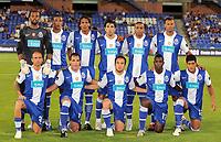 Fotball<br /> Frankrike<br /> Foto: DPPI/Digitalsport<br /> NORWAY ONLY<br /> <br /> FOOTBALL - PEACE CUP 2009 - OLYMPIQUE LYON v FC PORTO - 27/07/2009<br /> <br /> LAGBILDE PORTO