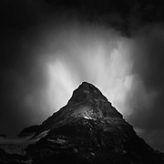 Pizzo Scalino, 3323 m,  Valmalenco, Italy - part of the Bernina mountains<br /> <br /> Somehow perfectly shaped....