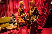 NICKY HILTON, CHARLOTTE CORDES, , Hermes party to celebrate the opening of their new store in the Meatpacking district, 300 Vesey st.   New York. 4 April 2019