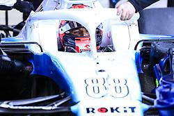 March 1, 2019 - Barcelona, Barcelona, Spain - Robert Kubica from Poland with 88 Williams Racing portrait   during the Formula 1 2019 Pre-Season Tests at Circuit de Barcelona - Catalunya in Montmelo, Spain on March 1. (Credit Image: © Xavier Bonilla/NurPhoto via ZUMA Press)
