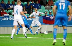 Josip Iličić of Slovenia during the 2020 UEFA European Championships group G qualifying match between Slovenia and Israel at SRC Stozice on September 9, 2019 in Ljubljana, Slovenia. Photo by Matic Klansek Velej / Sportida