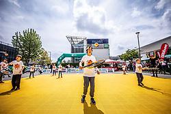 Igrajmo tenis, Teniska olimpijada 2019, on May 19, 2019, in BTC, Ljubljana, Slovenia. Photo by Vid Ponikvar / Sportida