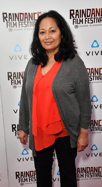 Ana de Lara - Good girls don't is a award-winning Filipina-Canadian director Nominated attends the Raindance Film Festival - VR Awards, London, UK. 6 October 2018.
