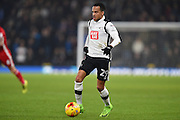 Derby County defender Marcus Olsson (29) during the EFL Sky Bet Championship match between Derby County and Cardiff City at the Pride Park, Derby, England on 14 February 2017. Photo by Jon Hobley.