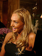 Tamara Ecclestone, Crillon 2004 Debutante Ball. Crillon Hotel. Paris. 26 November 2004. ONE TIME USE ONLY - DO NOT ARCHIVE  © Copyright Photograph by Dafydd Jones 66 Stockwell Park Rd. London SW9 0DA Tel 020 7733 0108 www.dafjones.com