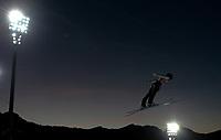 Hopp , 29. desember 2012 , OBERSTDORF SKI NORDISCH, SKISPRINGEN - FIS Weltcup der Herren, Vierschanzen-Tournee, Qualifikation.  Bild zeigt Anders Fannemel (NOR).<br /> Norway only