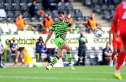 Dan Sweeney of Forest Green Rovers- Mandatory by-line: Nizaam Jones/JMP - 05/09/2020 - FOOTBALL - New Lawn Stadium - Nailsworth, England - Forest Green Rovers v Leyton Orient - Carabao Cup