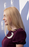 Dakota Fanning at the Brimstone film photocall at the 73rd Venice Film Festival, Sala Grande on Saturday September 3rd 2016, Venice Lido, Italy.